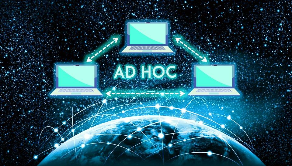 giao thức AD HOC