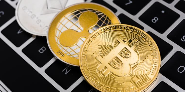 ethereum, bitcoin và ripple