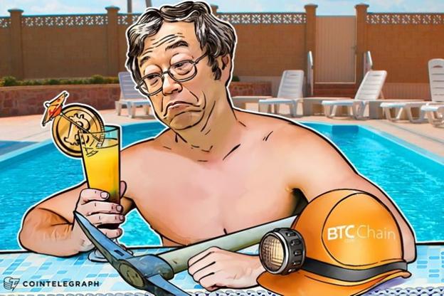 Các mỏ khai thác Bitcoin Cash