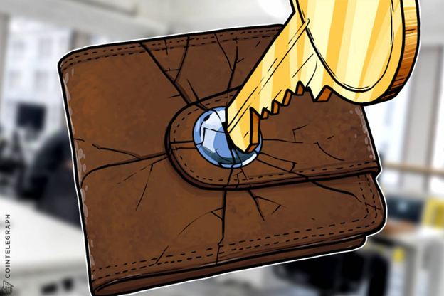 chuyển BTC và ETH vào ví