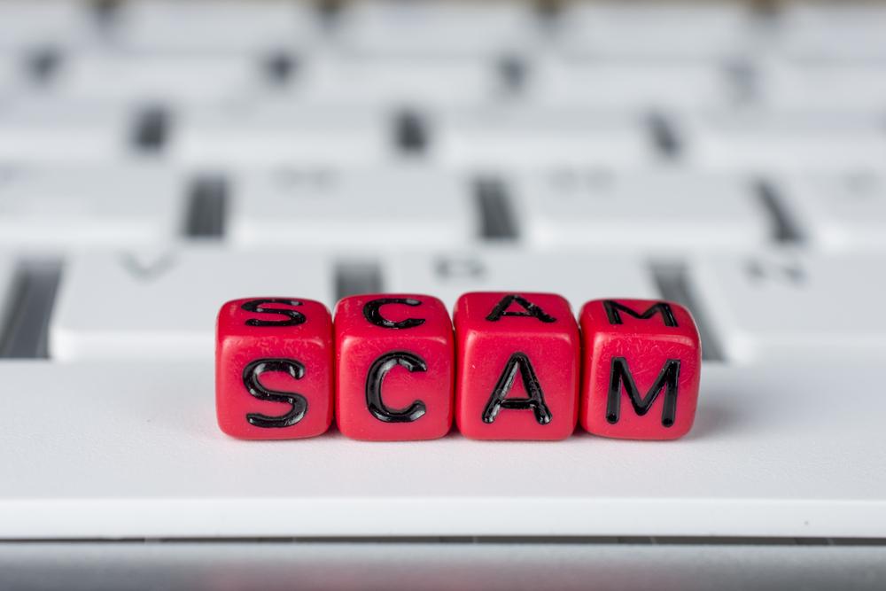 tránh gặp phải exit scam