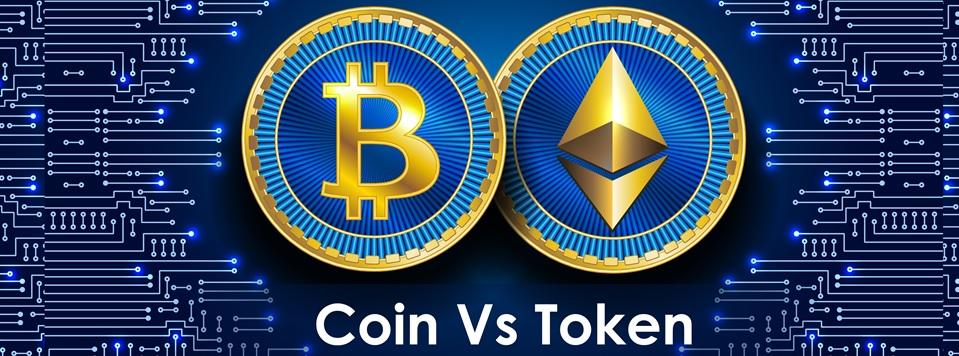 Phân biệt Coin và Token