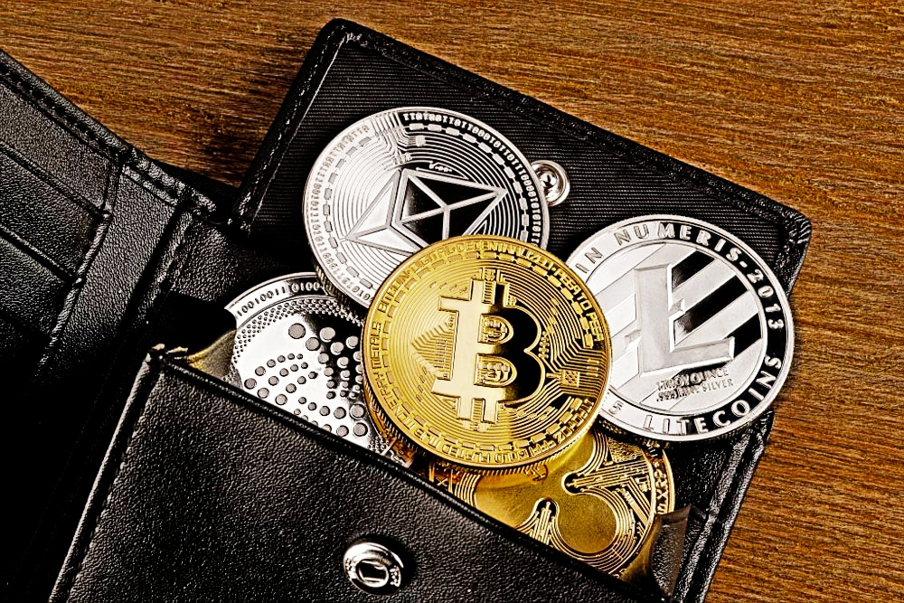 Ví lưu trữ token