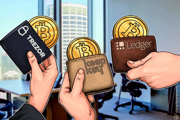 ví Bitcoin Cash cứng