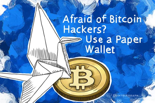 ví điện tử Bitcoin Cash giấy