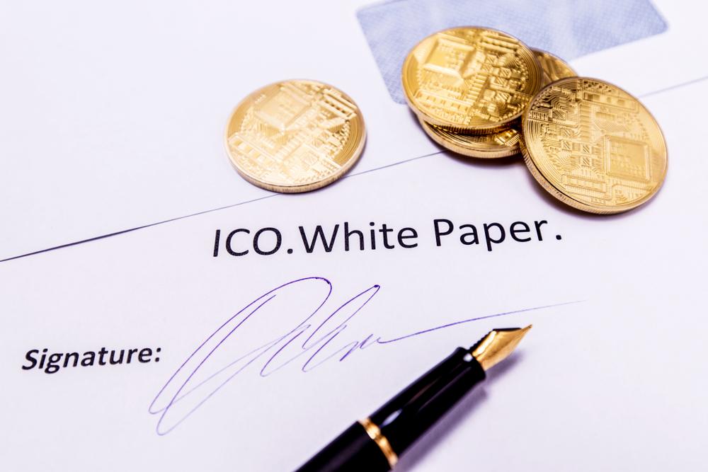 Whitepaper-giấy chứng nhận ICO