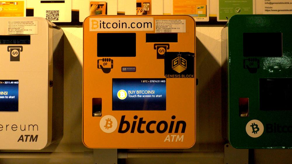 đầu tư qua ATM