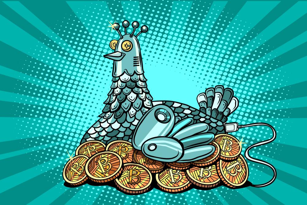 gà cryptocurrency