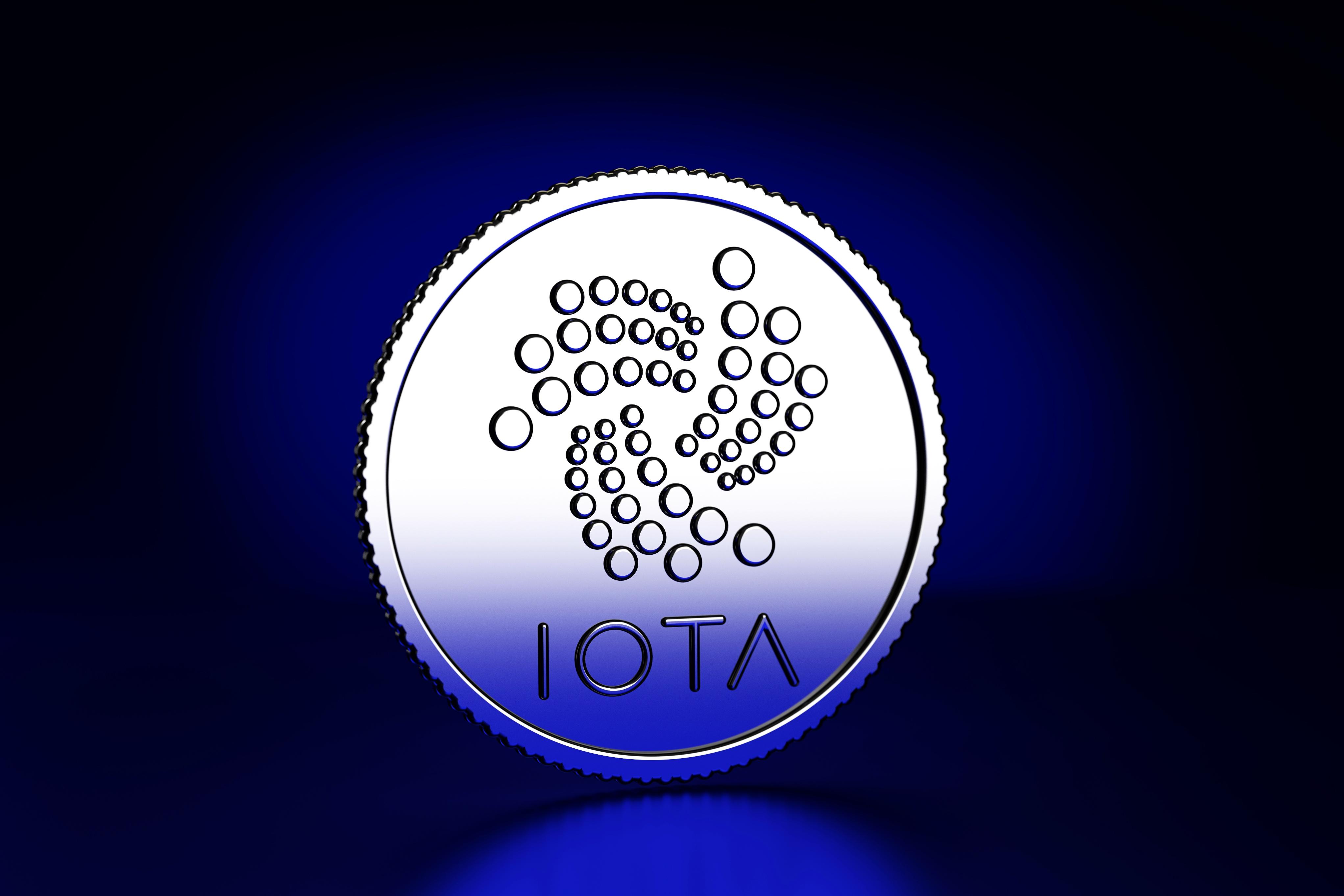 giá trị của IOTA