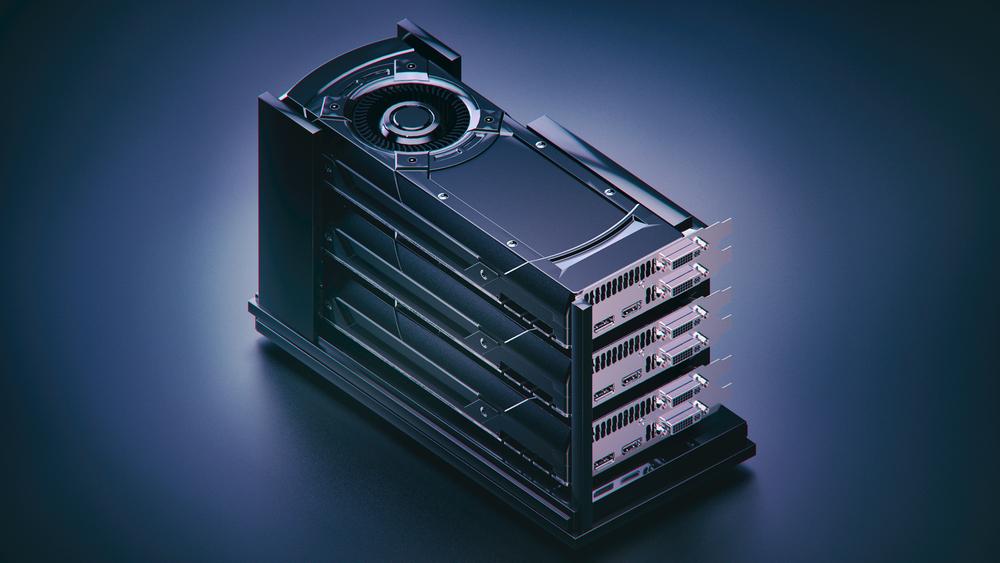 Khai thác GPU
