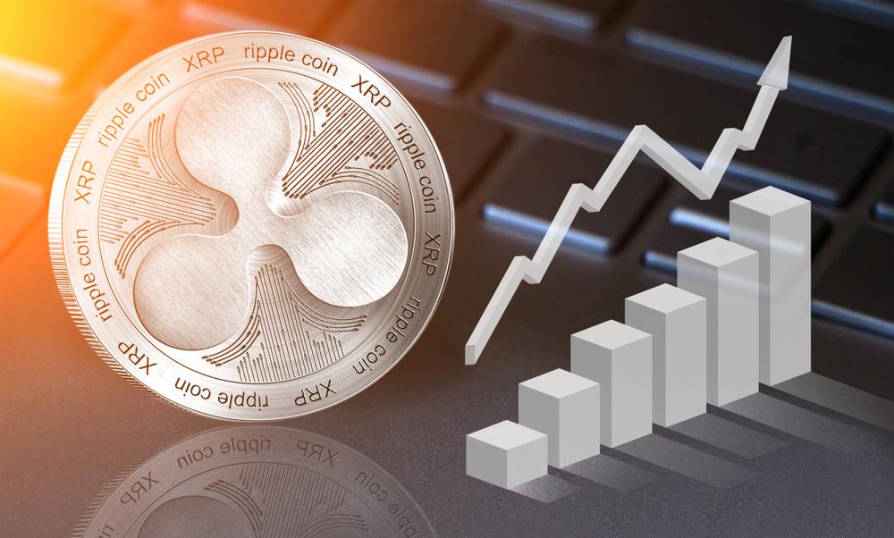 Ripple tăng 36% trong 48 giờ - Tổng vốn hóa Ripple tăng 2 tỷ USD - Bigito  Việt Nam