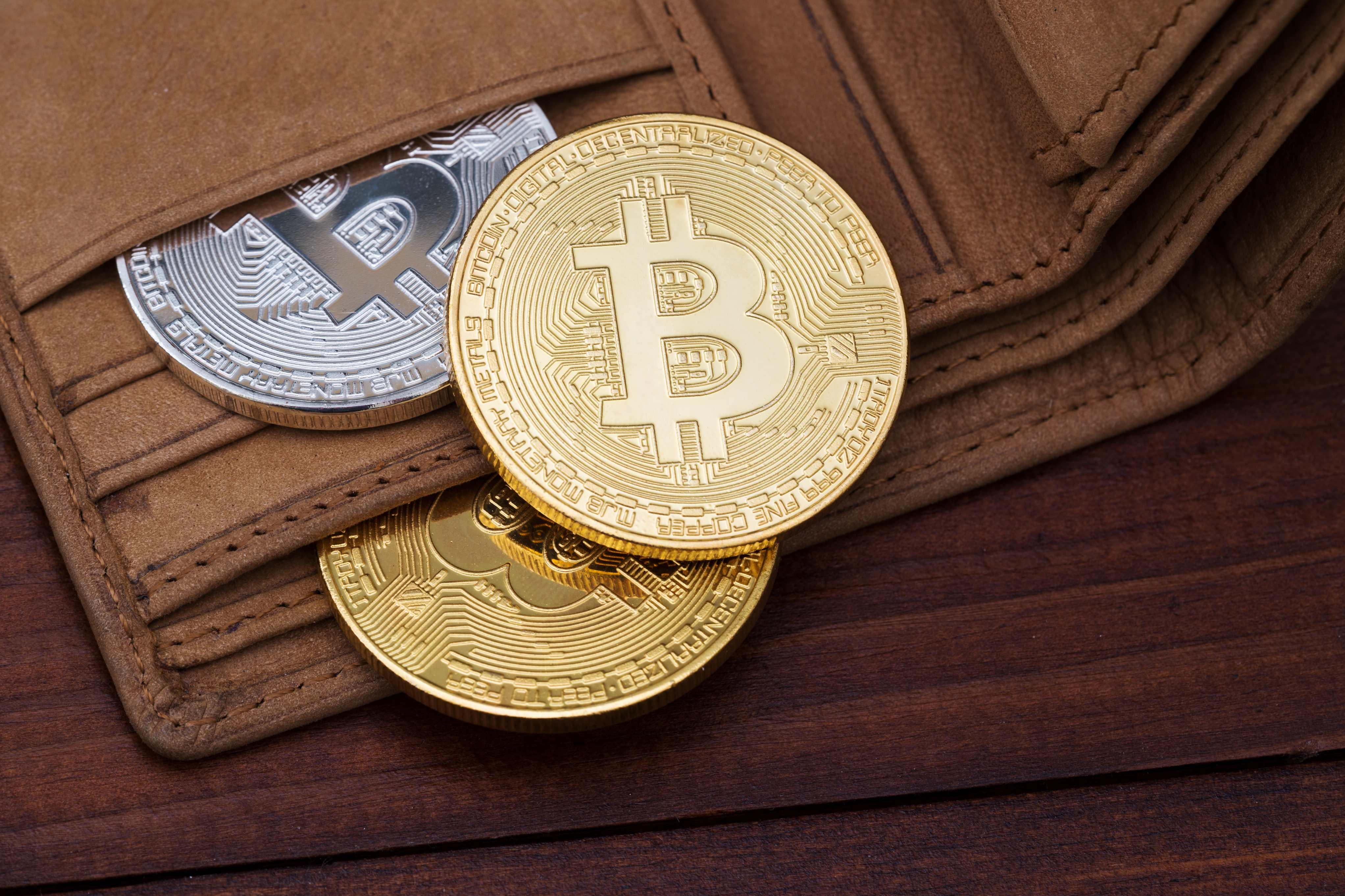lưu giữ bitcoin trong ví