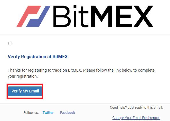 Hướng dẫn đăng ký tài khoản BitMEX 1