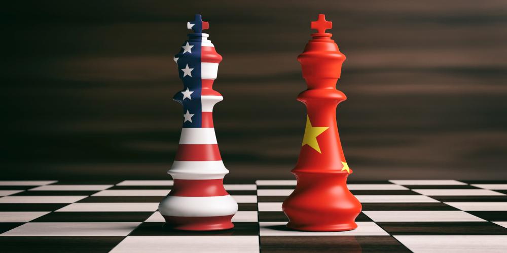 Chiến tranh thương mại giữa Hoa Kỳ - Trung Quốc