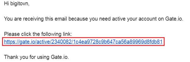 Hướng dẫn đăng ký tài khoản Gate.io 2