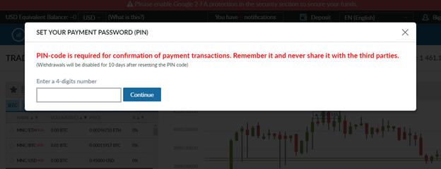 Hướng dẫn đăng ký tài khoản trên Sàn Livecoin 3